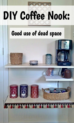 http://fixlovely.blogspot.ca/2014/05/diy-coffee-nook-good-use-of-dead-space.html