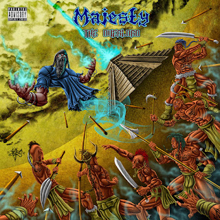 Majesty - The Overlord (2016) - Album Download, Itunes Cover, Official Cover, Album CD Cover Art, Tracklist