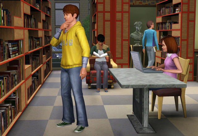the sims 3 deluxe edition v 4 1 1 store 2011 pc lossless