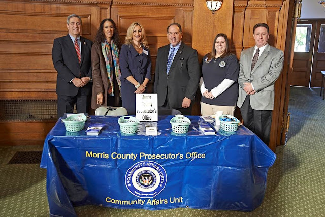 Morris County Prosecutor's Office Participates in the Break the Silence Conference on the Prevention of Domestic Violence