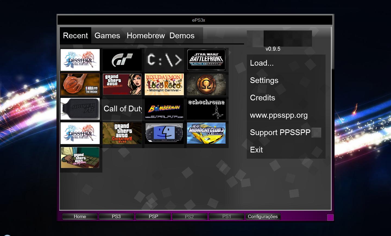 Emulator ps3emu apk