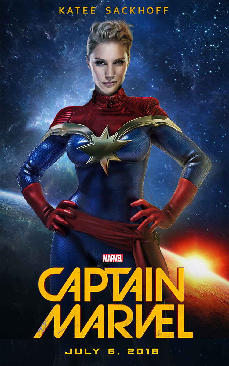 Poster do filme Capitã Marvel