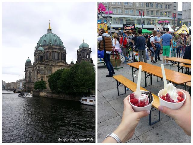 Experimente aus meiner Küche on Tour: Berlin