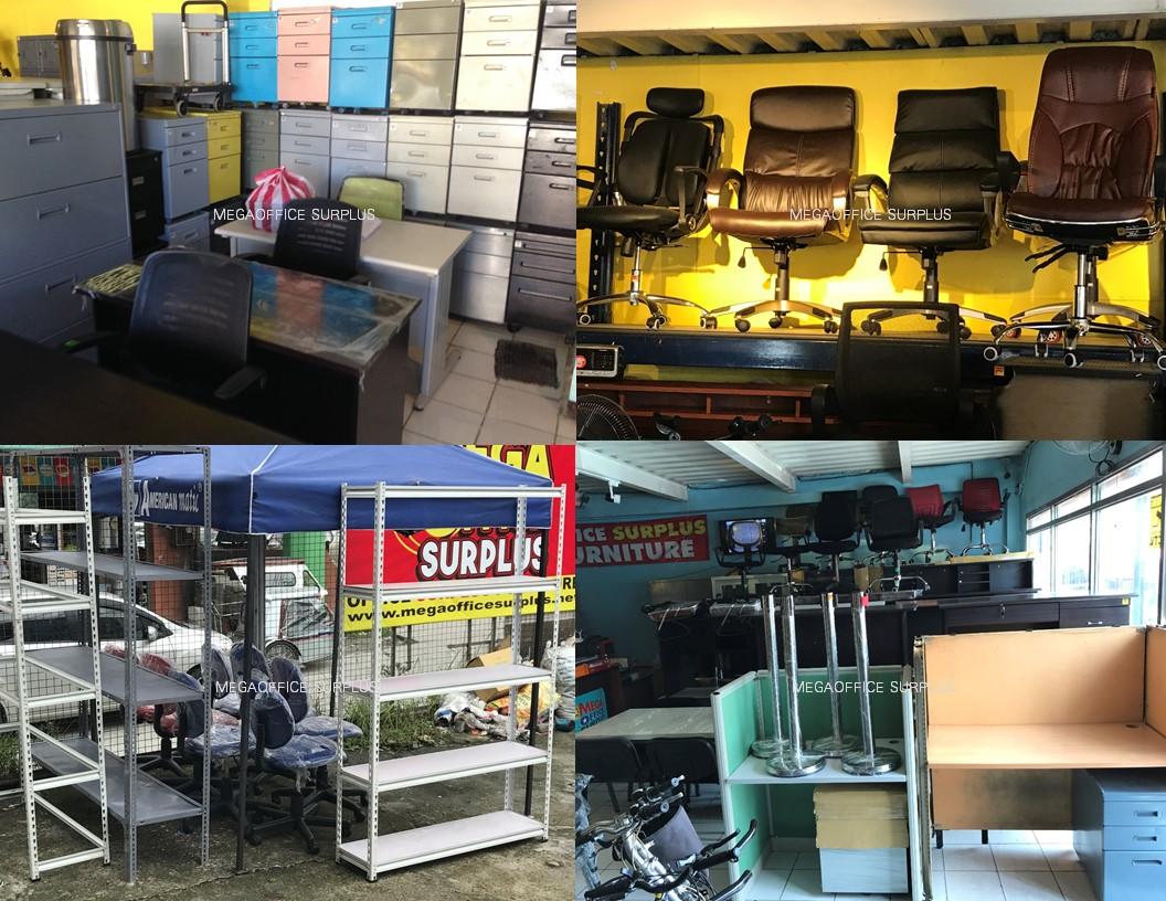 Cheap Furniture for sale in Cavite | MEGAOFFICE SURPLUS