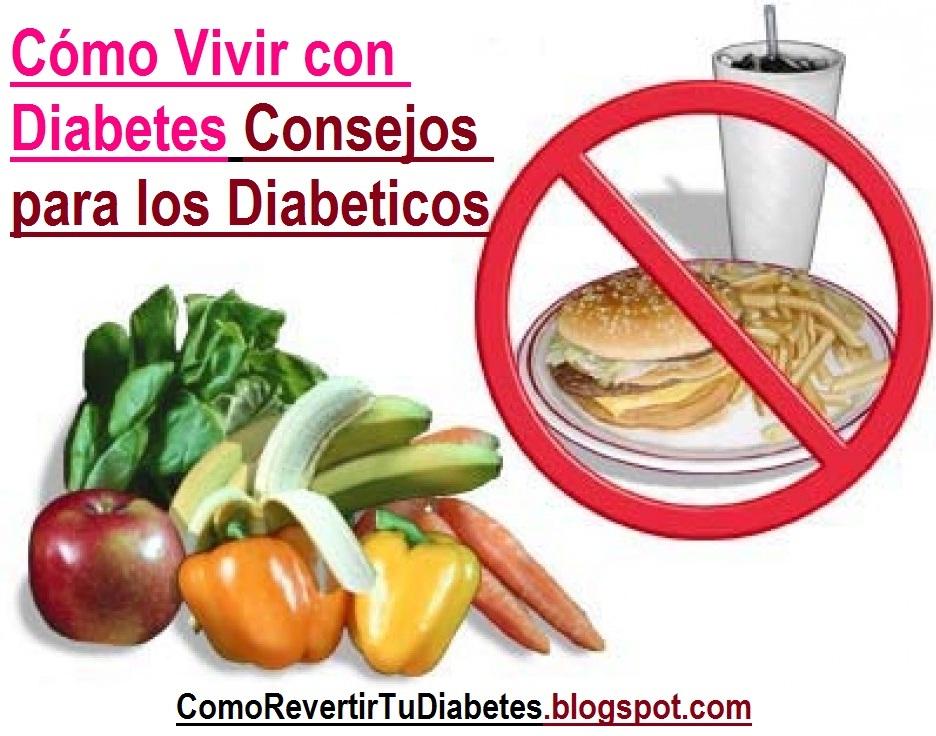 Como Vivir con Diabetes: Consejos y Cuidados para los