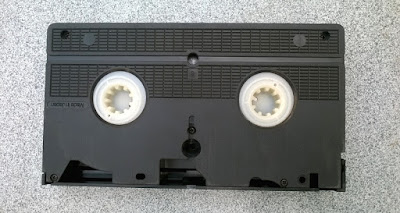 Video cassette. 20 years old.