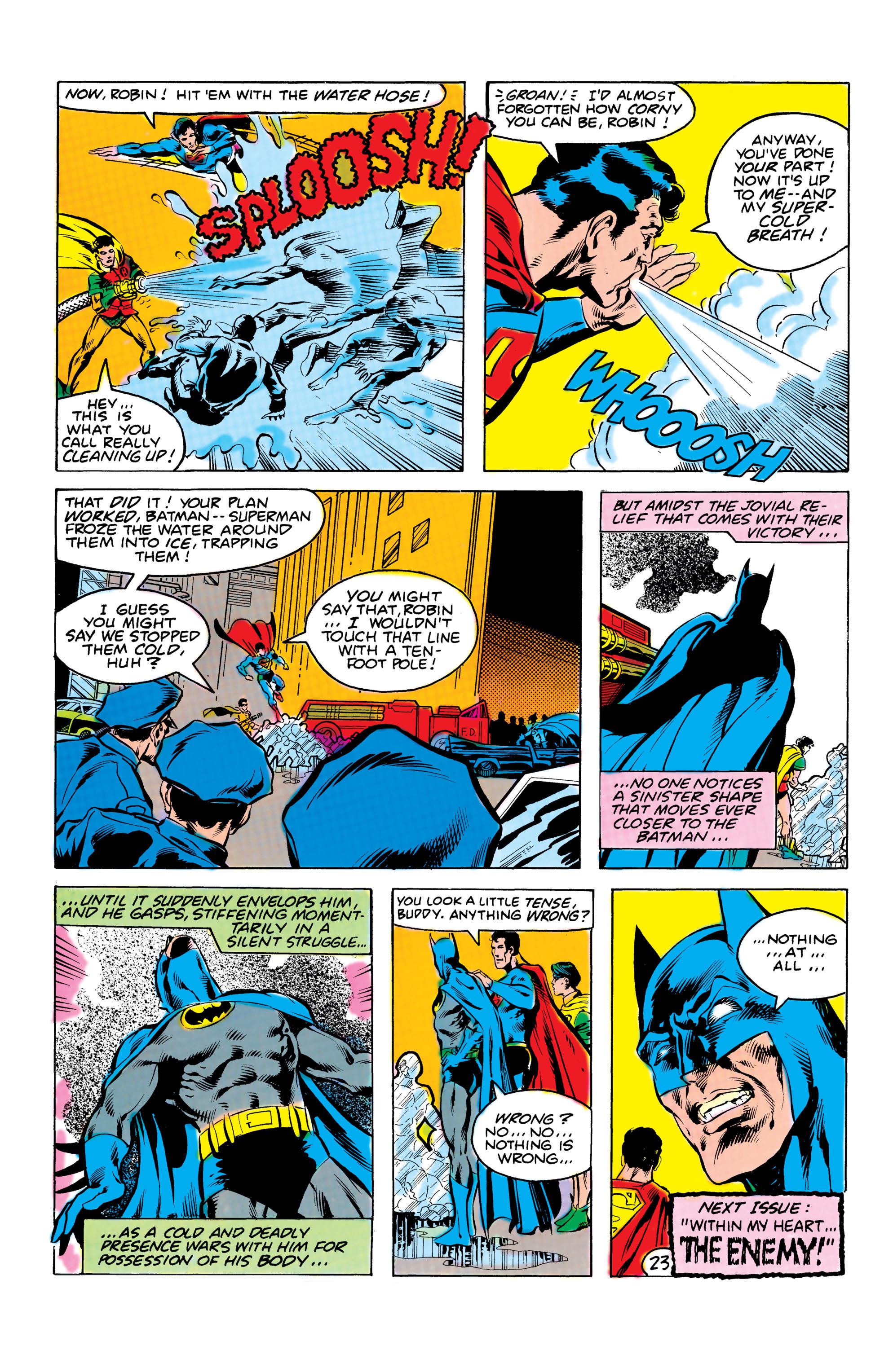 Read online World's Finest Comics comic -  Issue #286 - 24
