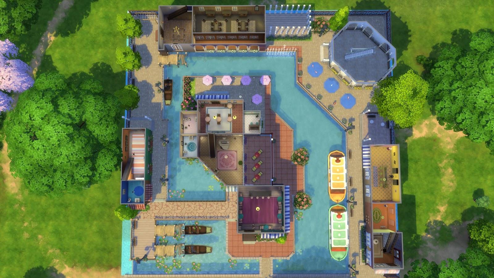 ร้านค้า the sims 4 บ้าน the sims 4 ของเสริม the sims 4