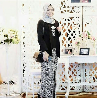 Kebaya Kutubaru Hijab Modern