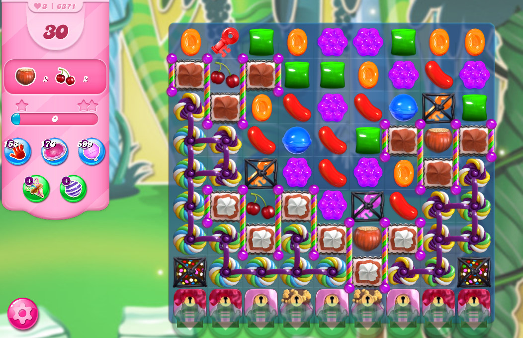 Candy Crush Saga level 6371