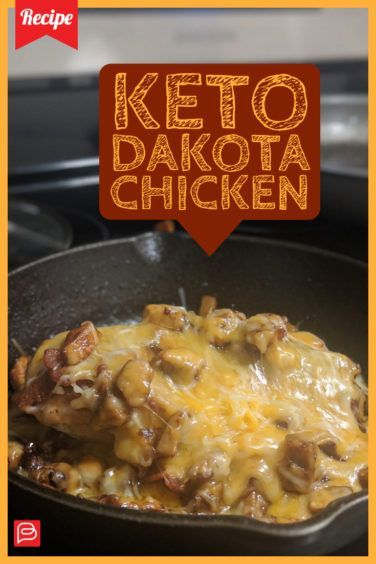 Keto Dakota Chicken