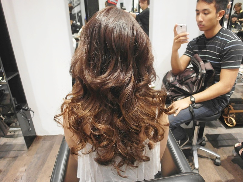 Excellent Sombre Hair Thedelightfulcrafter Hairstyle Inspiration Daily Dogsangcom