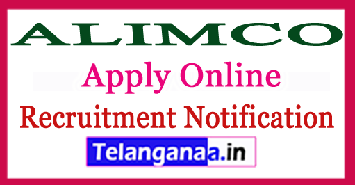 Artificial Limbs Manufacturing Corporation of India ALIMCO Recruitment Notification 2017 Apply