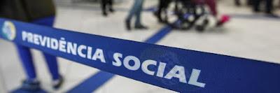 """Logo Previdencia Social INSS """"MENTIRA PURA!"""": DESMONTANDO ARGUMENTOS DO GOVERNO SOBRE A REFORMA DA PREVIDÊNCIA"""
