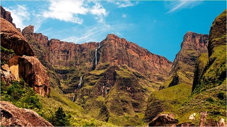 Самый крупный водопад