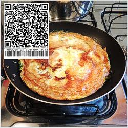 Omelete de Couve