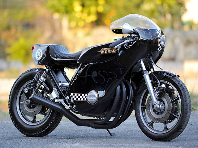 Honda Cb750 By Studs Motorcycle Motorcycles