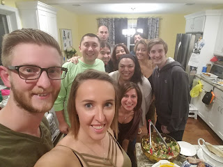 KikkomanParty HouseParty Thanksgiving Friendsgiving