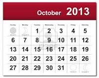 2013 Ekim Ayı Vergi Ve Beyanları
