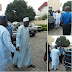 #PDP #Crisis #Over ? Senator Makarfi Pays A Surprise Visit To Sherrif In His Office. Photos