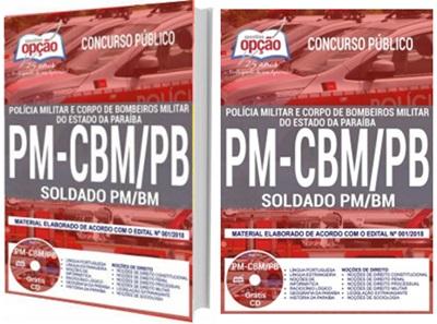Apostila Concurso PM-PB e CBM-PB 2018