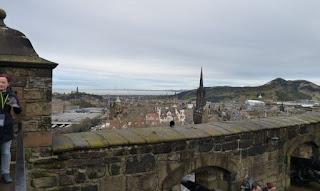 Castillo de Edimburgo. Vistas.