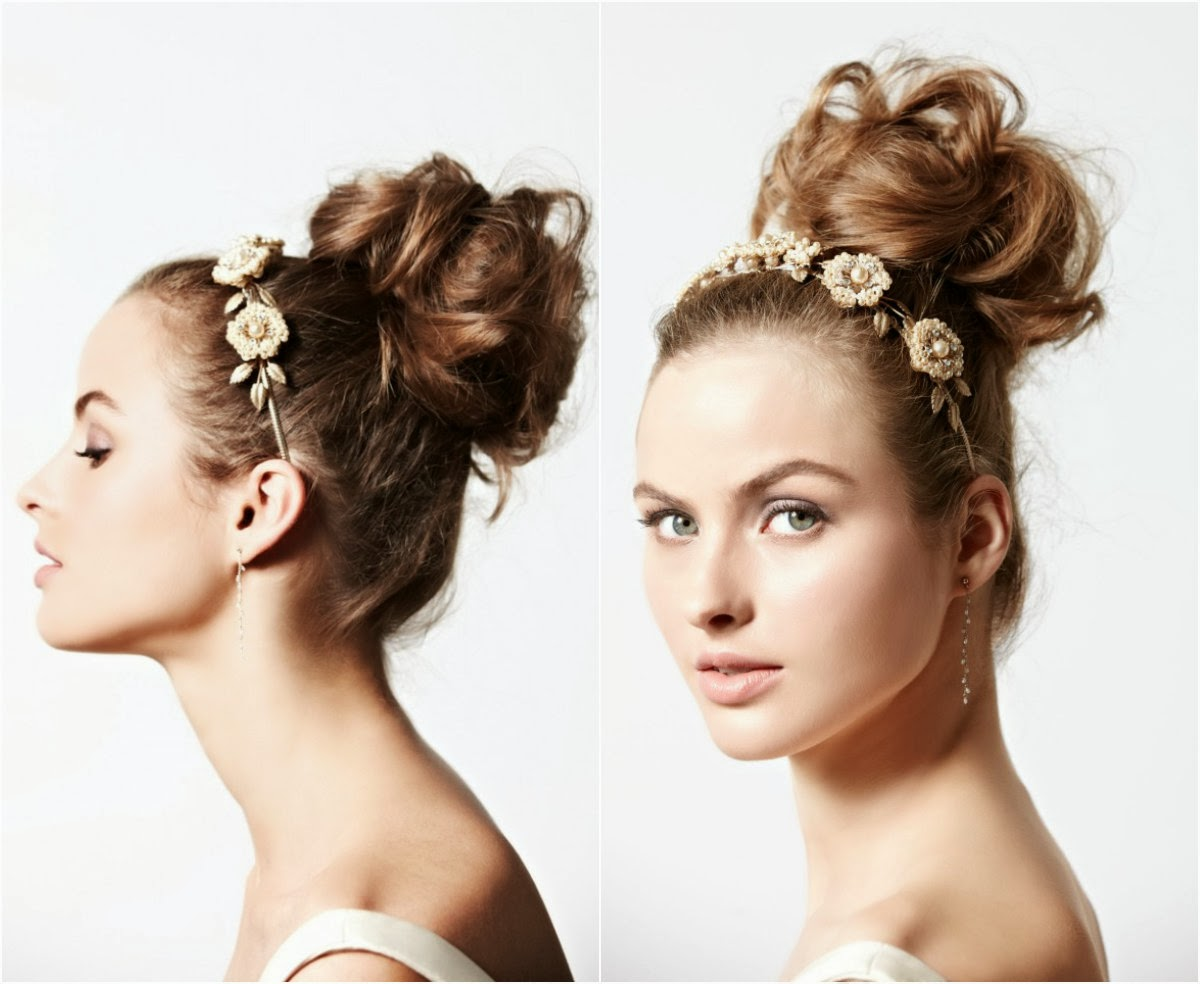 2013 Wedding Hairstyles And Updos: Girls In Vogue: Trendy Hairstyles, Hot Fashion: The Top 10