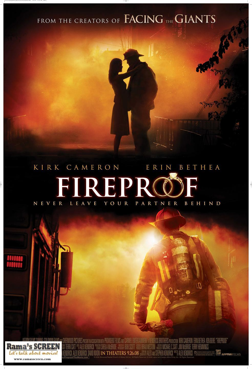 fireproof all the movie