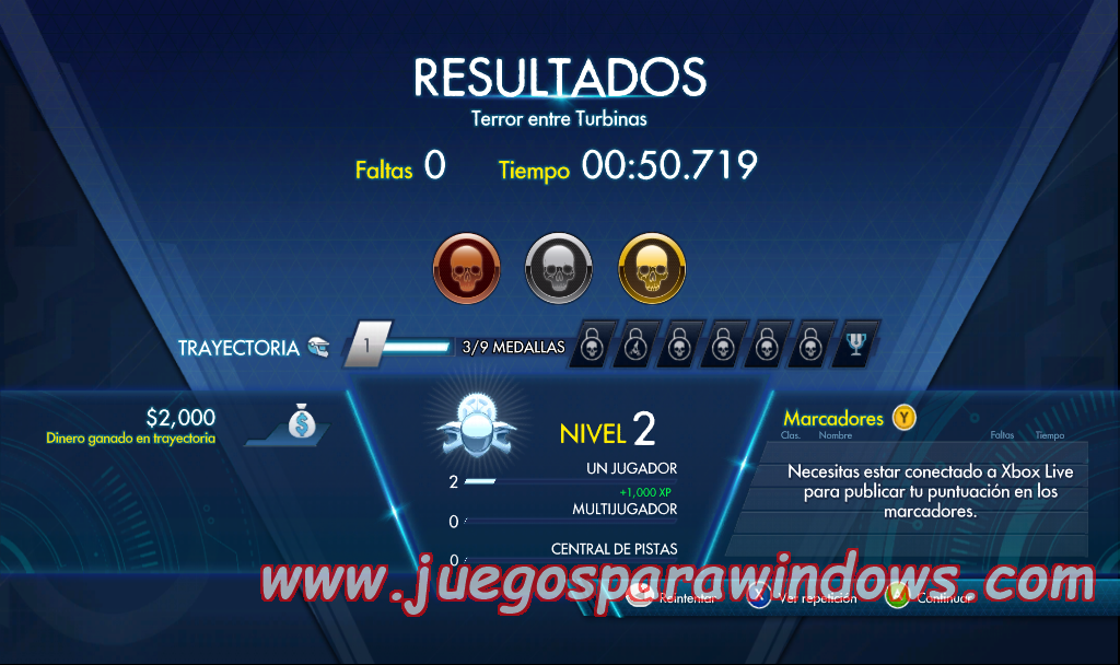 Trials Fusion Full PC ESPAÑOL Descargar (SKIDROW) UPDATE 1 9