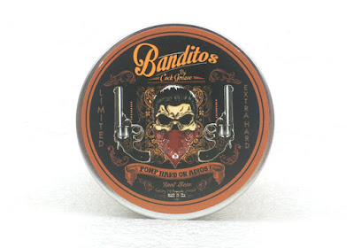 Pomade Review - 79 X Cock Grease, Banditos Extra Heavy
