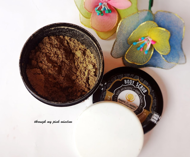 Review of Roots and Herbs Panchmeva Skin Polishing Body Scrub