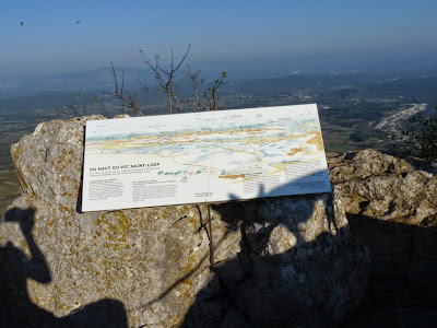 頂上 ピック・サン・ルー 登山