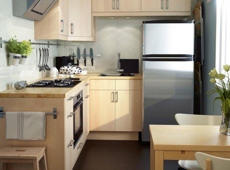Lpinterest.com Small Kitchen Design