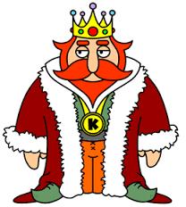 الملك و الأقزام