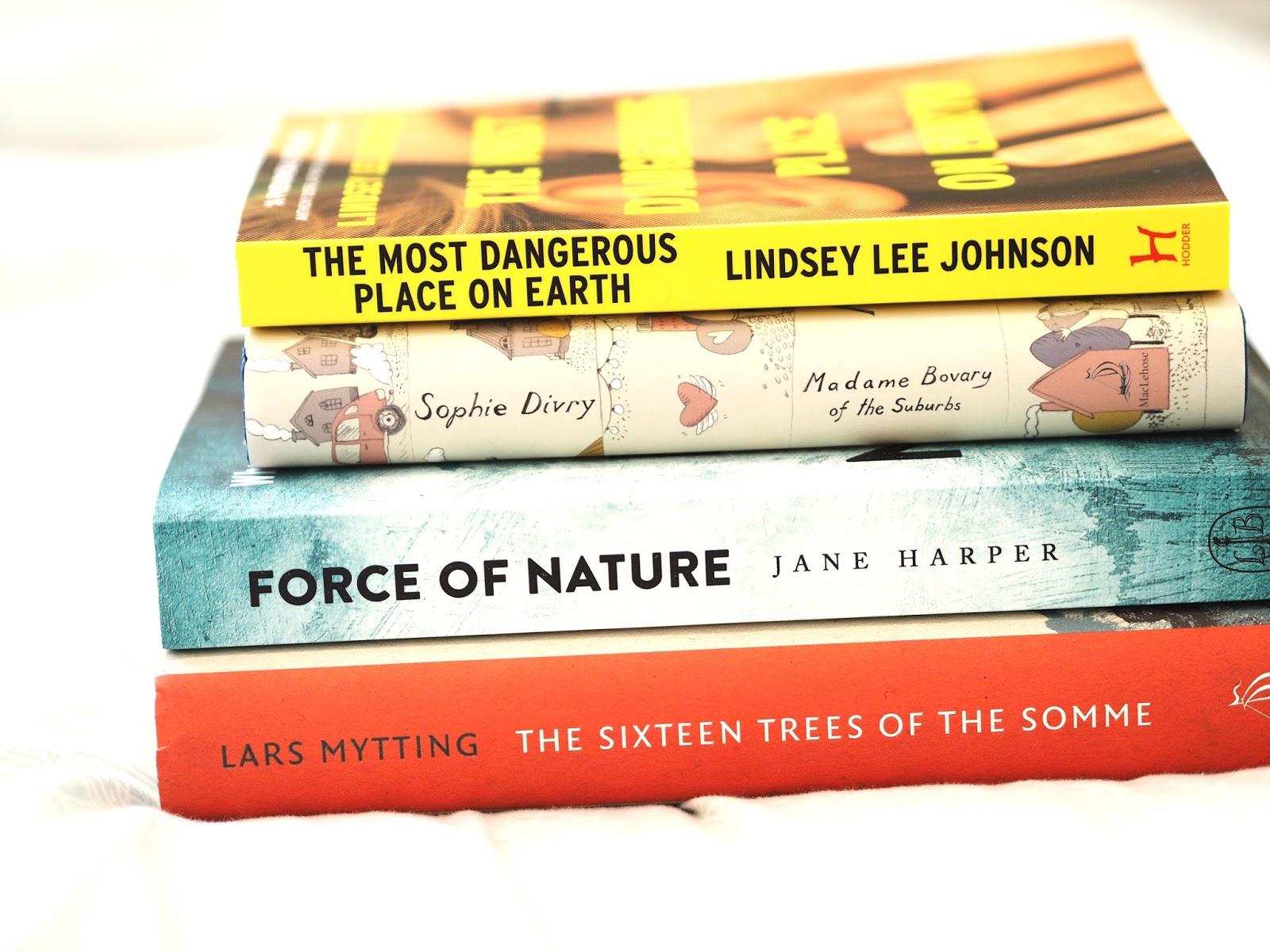 Goodreads: What I'm Reading in September | Hollie in Wanderlust | Book blogger |