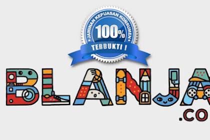 Online Store Terbaik dengan Kualitas Barang Bagus Hanya di BLANJA.com