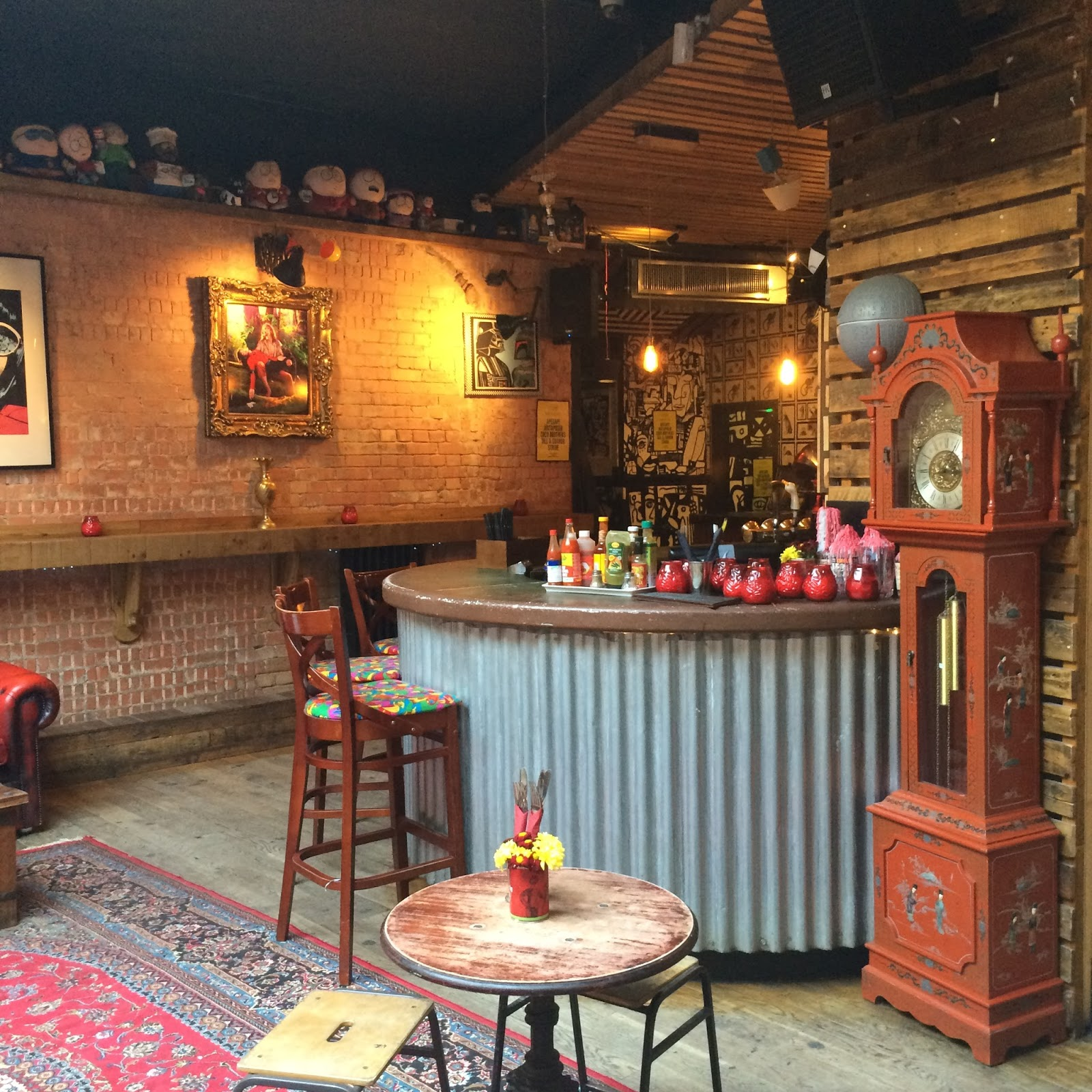 The Fry up Inspector: Morning Glory @ Gonzo\'s Tea room - Norwich