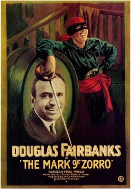 La marca del Zorro ( 1920 ) Muda + subtítulos Descargar y ver Online Gratis