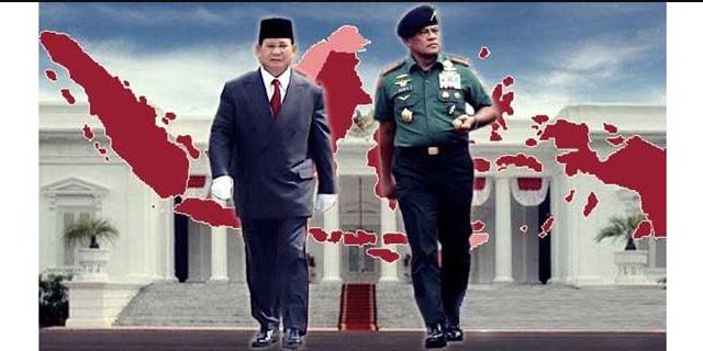 Pilpres 2019, Gerindra Siap Dukung Prabowo-Gatot