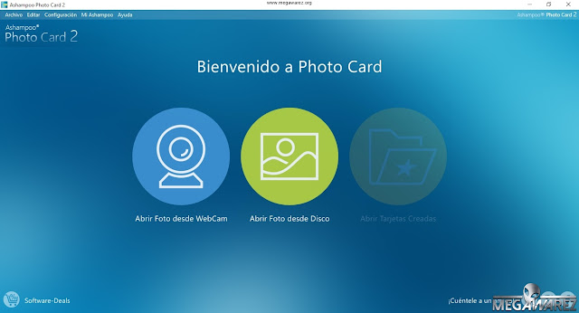Ashampoo Photo Card 2.0.3 imagenes