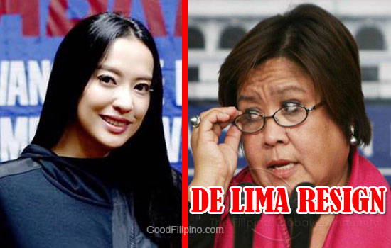 Mocha Uson to Senator De Lima: 'YOU ARE AN ENEMY OF CHANGE!'