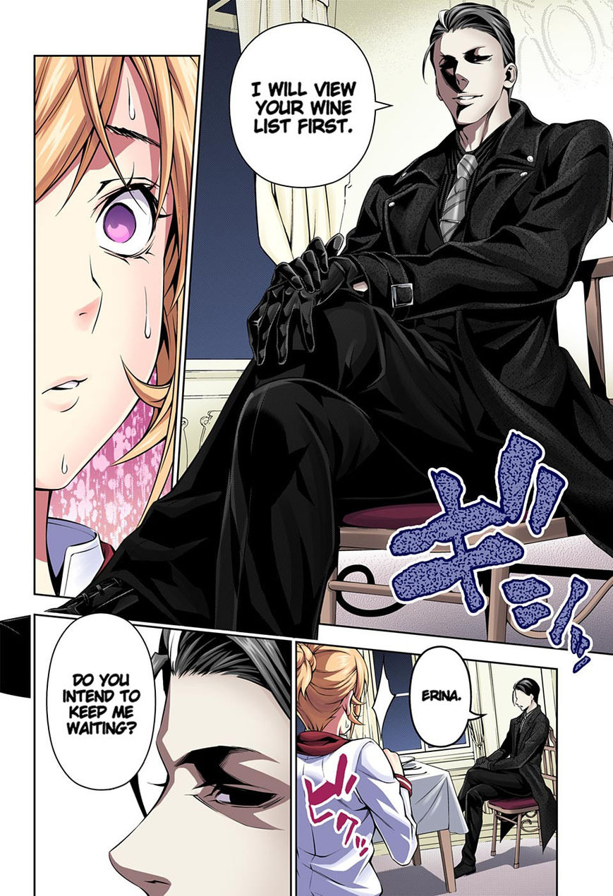 Shokugeki no Soma - Chapter 169