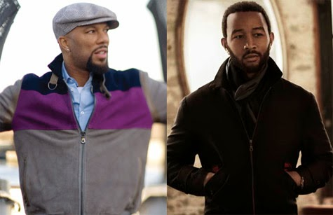 Nova musica do John Legend - Glory f. Common