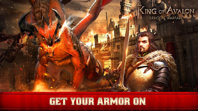 King Of Avalon v4.5.3 Latest Update Dragon Warfare Apk Terbaru