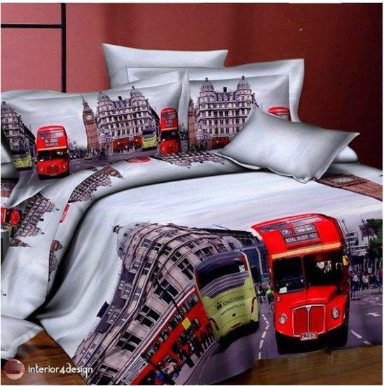 3D Bed Linens 26