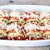 Thơm lừng món Lasagna cuộn phô mai kiểu ý
