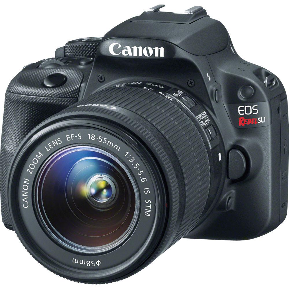 Canon EOS Rebel SL1 (100D)