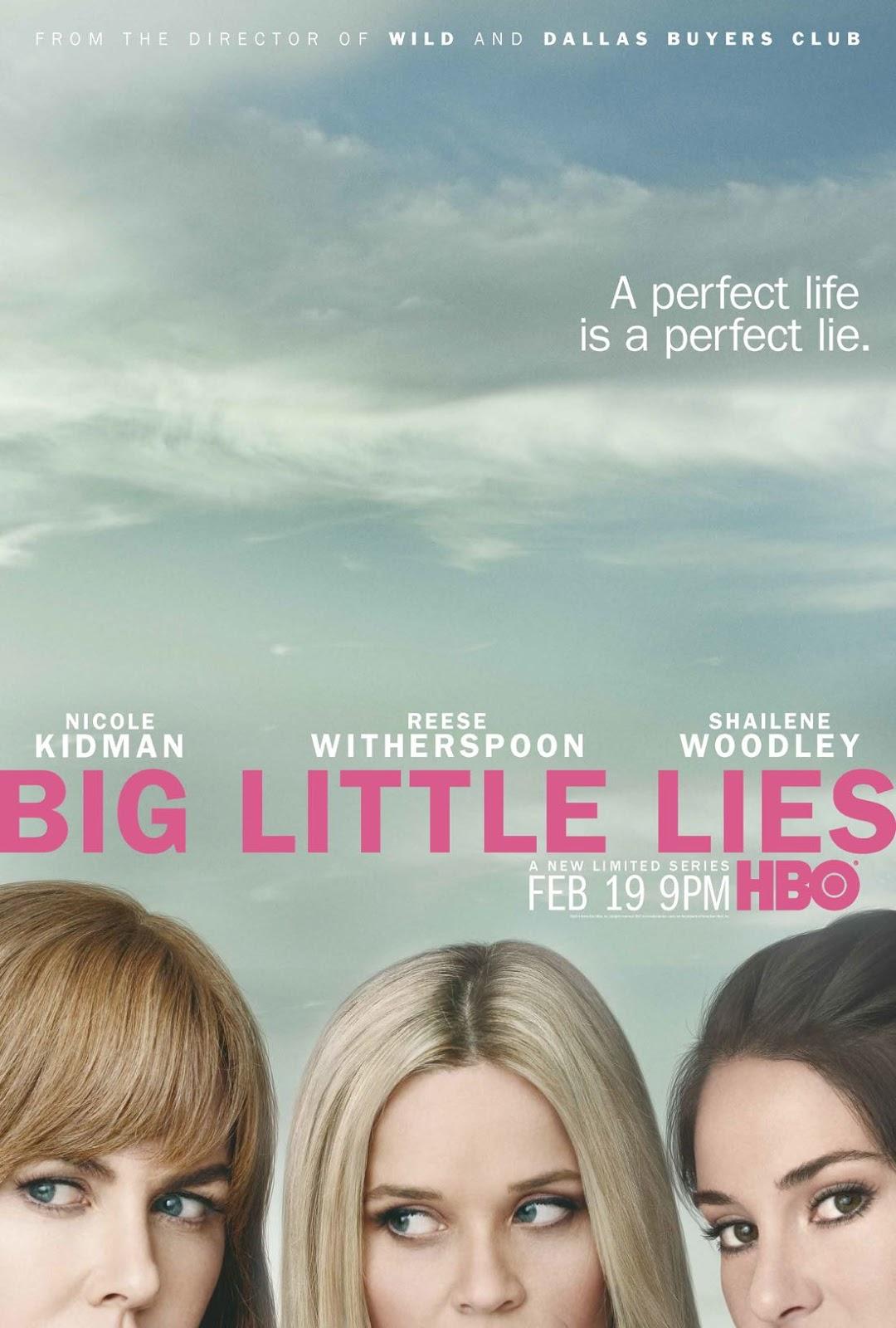 Big Little Lies Tv Show HBO