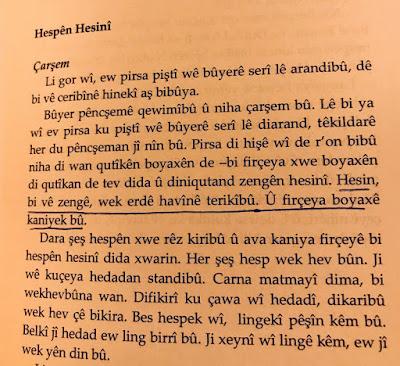 Hespên Hesinî
