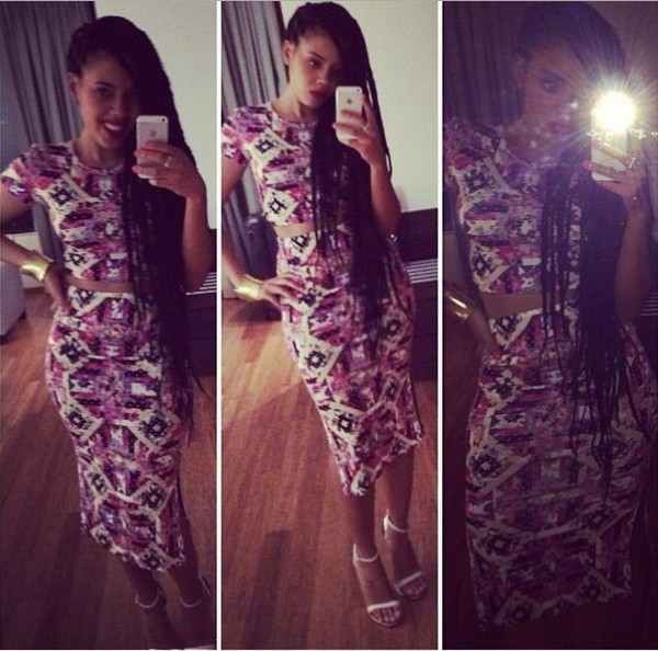 Fashion Has Got Everything To Do With It Angela Simmons Instagram Nigerian Designs In Lagos